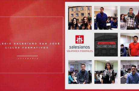 """Promo 2020 Ciclos Formativos FPB, GM y GS  <a href=""""https://www.salesianospizarrales.com"""">[Más información aquí]</a>"""
